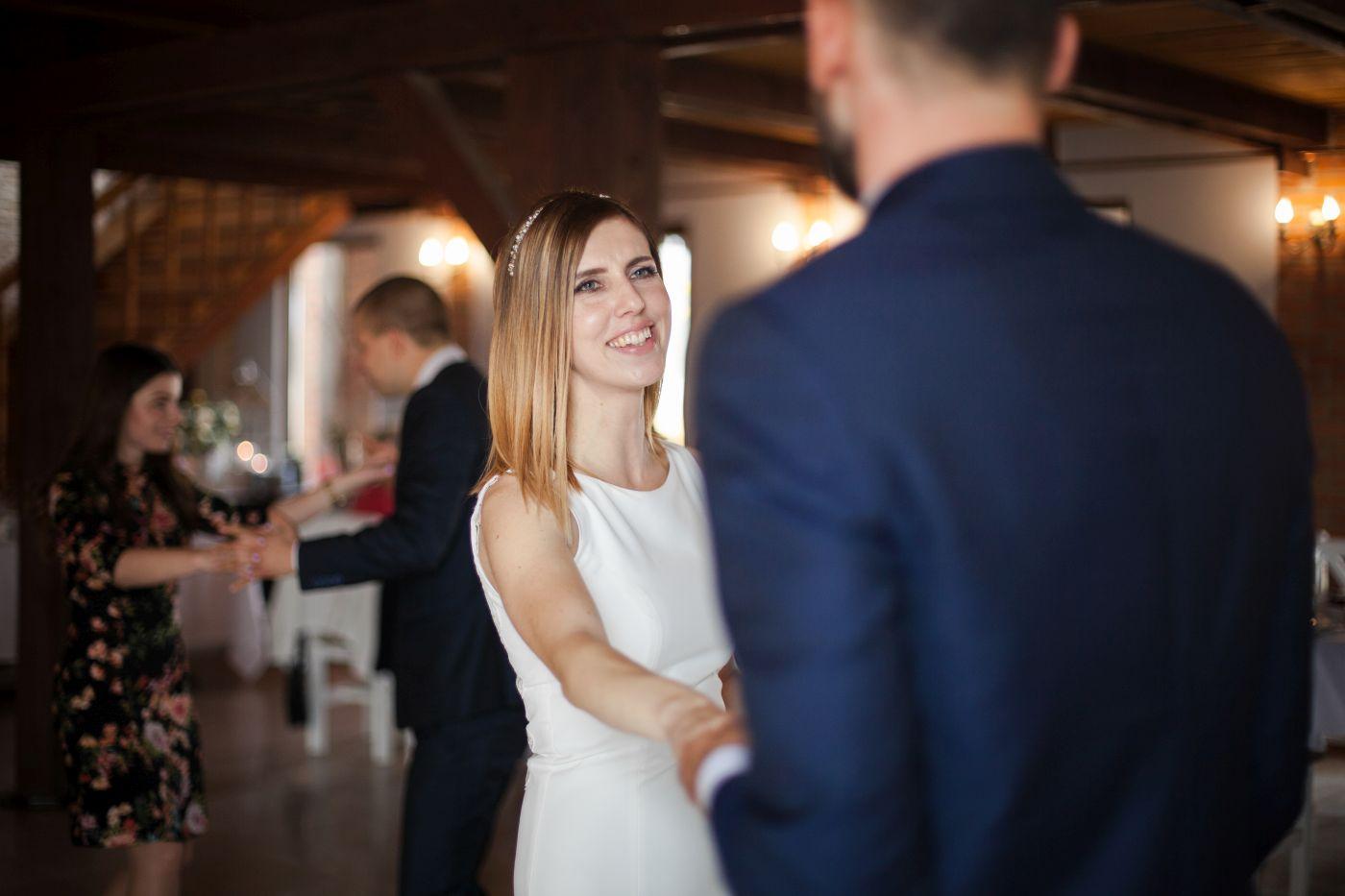 Rustykalny ślub Anny i Rafała
